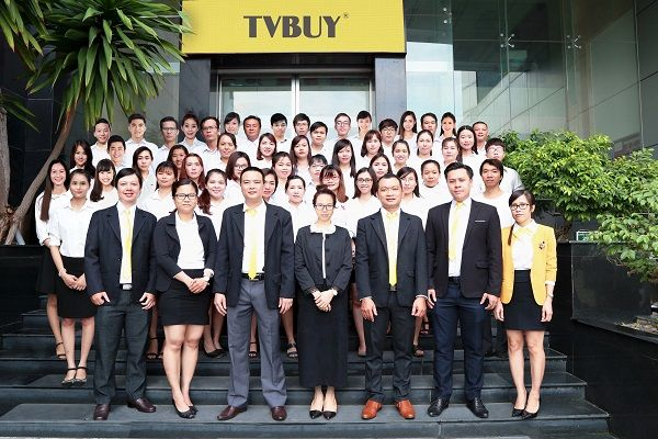 TVBUY - Thương hiệu phân phối sản phẩm chăm sóc gia đình hàng đầu Việt Nam