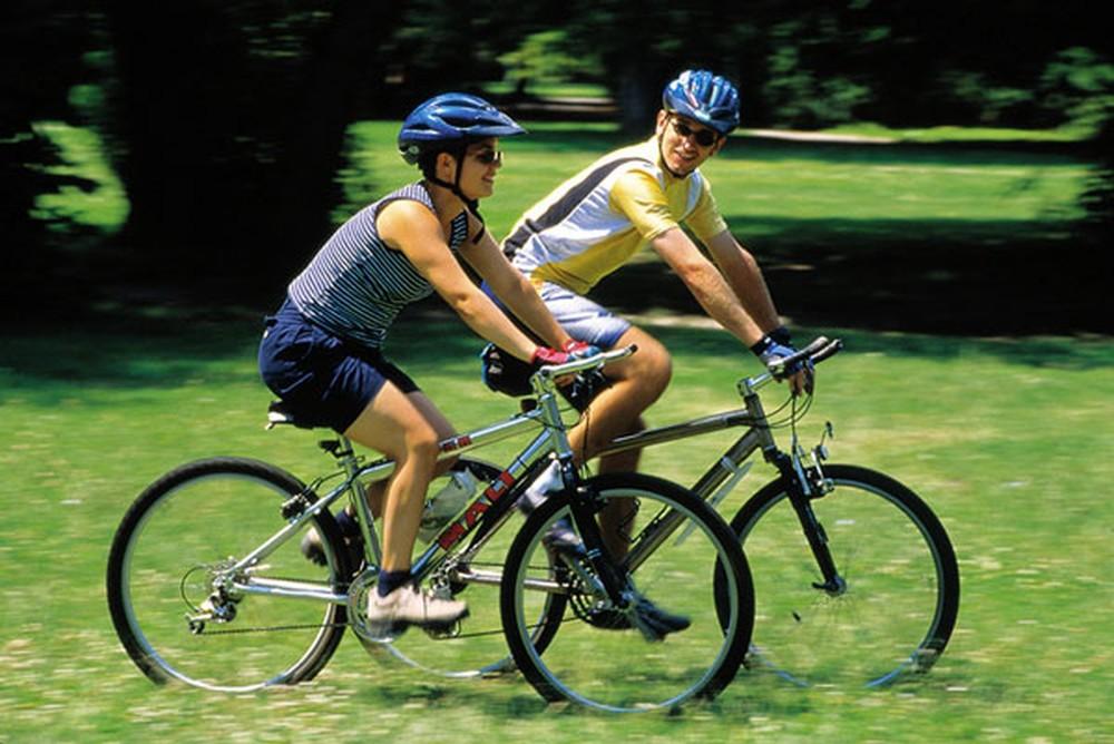 đạp xe có tăng chiều cao không ?