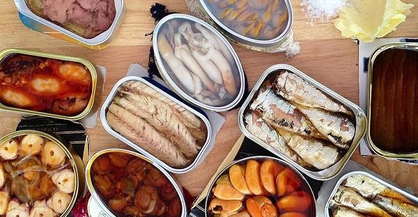 Thực phẩm đóng hộp tiềm ẩn nguy cơ gây hại cho sức khỏe