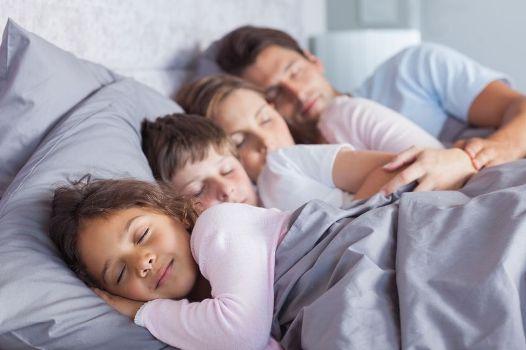ngủ giúp tăng chiều cao