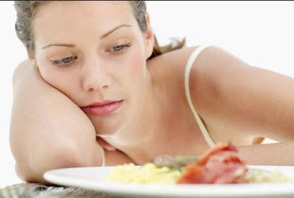 Biếng ăn gây ra tình trạng thiếu chất dinh dưỡng cho cơ thể