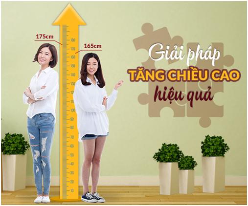 Tăng chiều cao hiệu quả ở tuổi dậy thì và trưởng thành với thuốc tăng chiều cao của mỹ Nubest Tall đã được bộ y tế công nhận