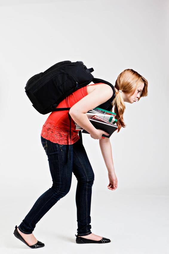 tránh mang vác các vật nặng cồng cền khi trong quá trình phát triển chiều cao ở tuổi 15