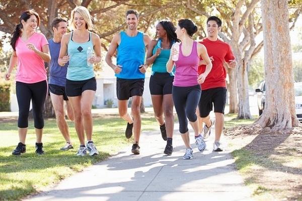 vận động thường xuyên giúp thể lực được tăng cường