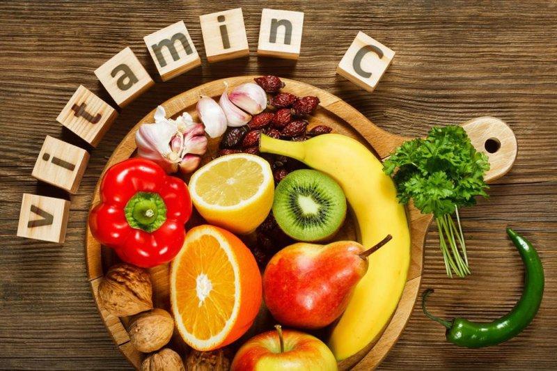 thực phẩm chứa nhiều vitamin c