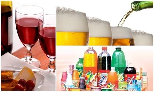 các loại thức uống nên tránh nếu muốn phát triển chiều cao
