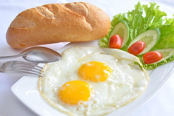 Bữa sáng có vai trò quan trọng đối với sức khỏe