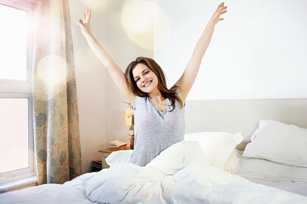 Giấc ngủ đủ chất và lượng giúp chiều cao phát triển tối đa