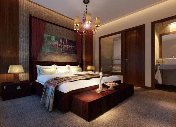Không gian phòng ngủ cần rộng rãi thoáng mát