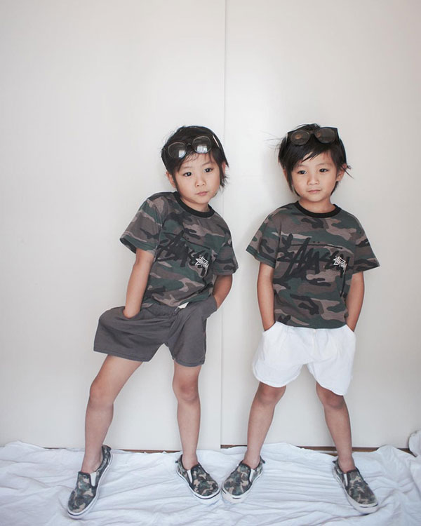 Anh em sinh đôi có thể có chiều cao khác nhau