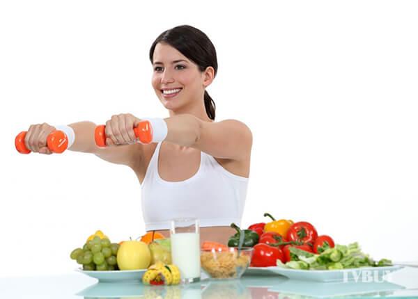 Bổ sung thực phẩm và luyện tập thể dục thể thao tăng chiều cao