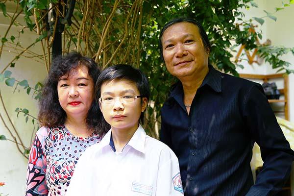 Gia đình Nhạc sĩ Minh Châu