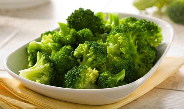 Bông cải xanh là thực phẩm giàu Canxi