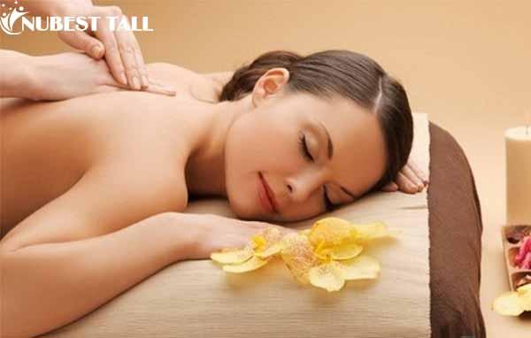 massage và bấm huyệt