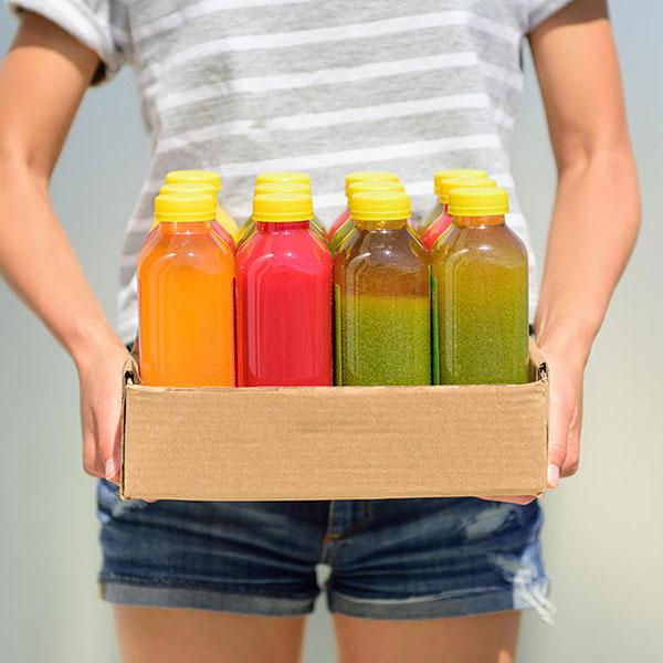 Nước hoa quả đóng chai không có nhiều giá trị dinh dưỡng như chúng ta vẫn nghĩ