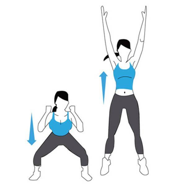 bài tập nhảy bậc cao giúp tăng chiều cao