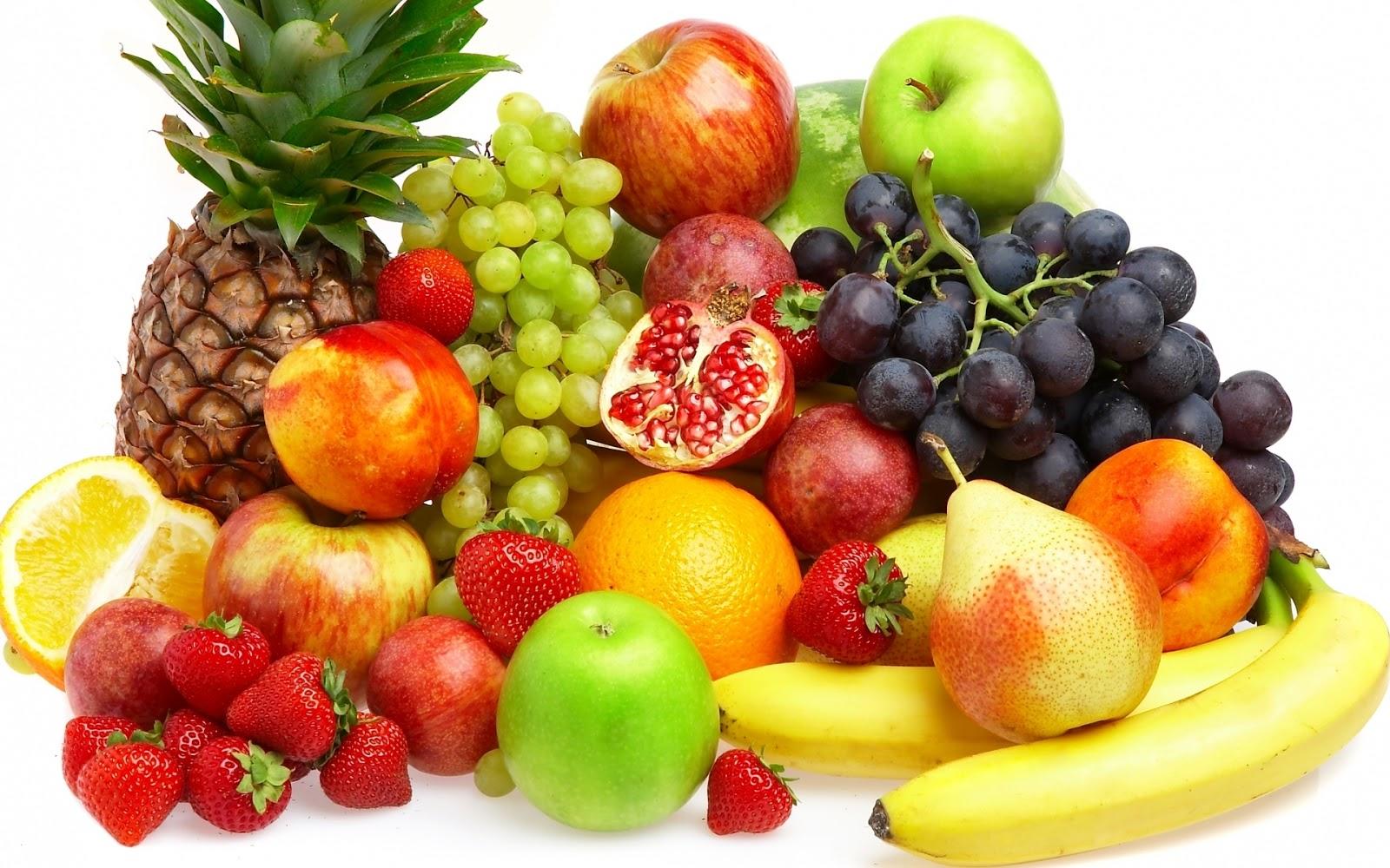 trái cây giúp bổ sung hàm lượng canxi và các dinh dưỡng thiết yếu khác giúp tăng chiều cao