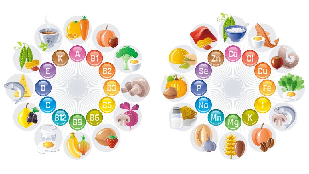 vitamin và khoáng chất tăng chiều cao