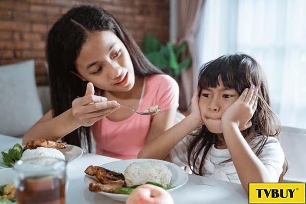 biến ăn khiến trẻ còi cọc chậm phát triển