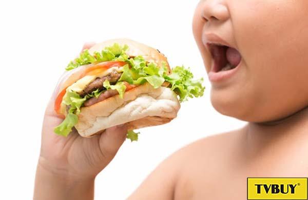 béo phì làm trẻ chậm tăng trưởng