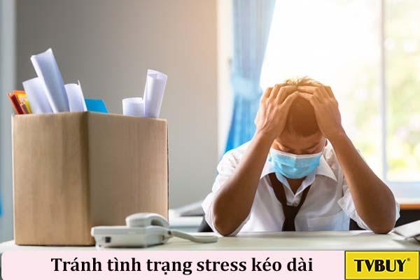 hạn chế stress kéo dài ở tuổi 25
