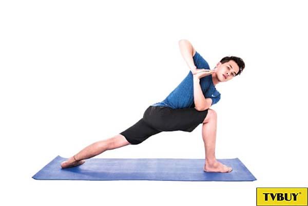 yoga tăng chiều cao cho nam